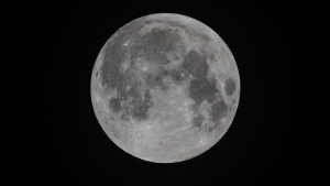 The moon may contain more water than previously believed. (Matt Cardy/Getty Images)