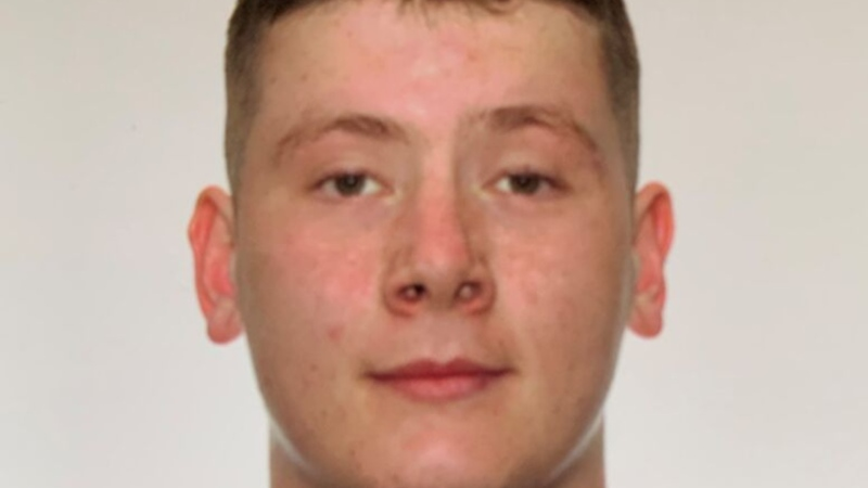 21-year-old Jakub Sudomericky is seen in this photo released by Toronto police. (Source: Toronto police handout)