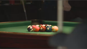 Generic pool table