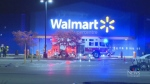 Suspect in Walmart fires released on bail