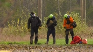 Urgent search for father and son continues