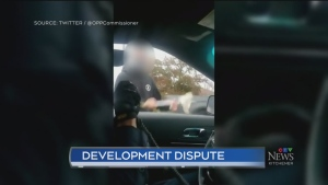 OPP releases video from land dispute