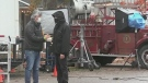 Feature film being shot in Bayfleld, Ont.