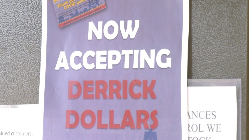 Derrick Dollars