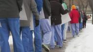 Strike impacts patient care