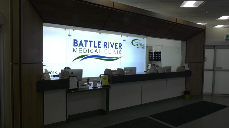 Battle River Medical Clinic, Ponoka