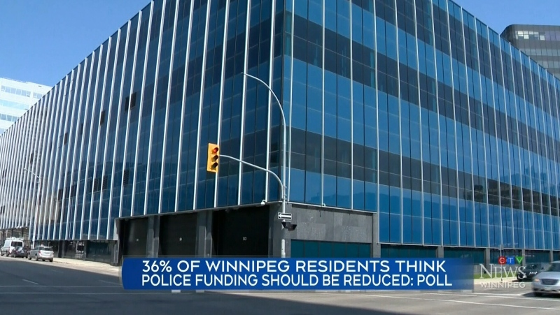 Third of Winnipeggers support police budget cuts