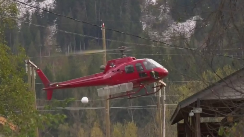 Island teams assisting in B.C. mainland search