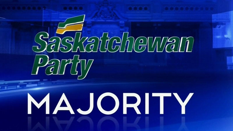 CTV News declares Saskatchewan Party majority