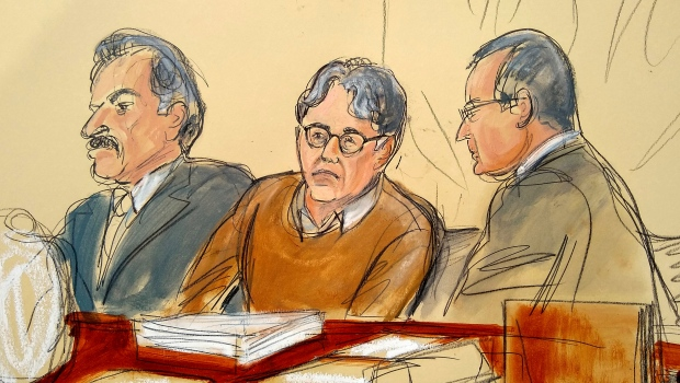 Long prison stint looms for NXIVM leader as sentencing begins