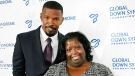 DeOndra Dixon, Jamie Foxx's sister, dies at 36. (Helen H. Richardson/The Denver Post/Getty Images/CNN)