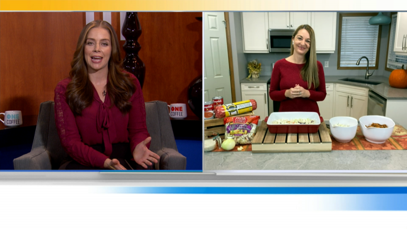 Lifestyle Blogger Tenille LaFontaine has advice for saving money on food costs and shares a family recipe with us
