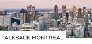 Talkback Montreal 2020