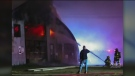 Petitcodiac welding shop destroyed by fire