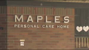 Maples Personal Care Home.