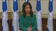 Quebec's opposition parties want proof the CAQ government's decision to extend lockdown measures in red zones is necessary.