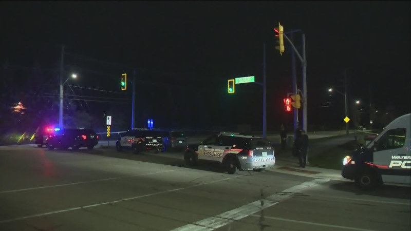 Person shot after altercation in Kitchener