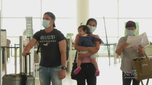 Winnipeg airport hit hard by pandemic