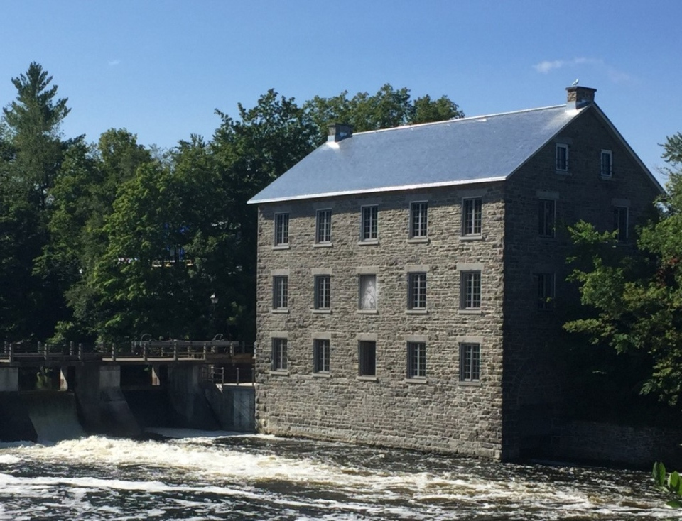 Watson's Mill Ghost of Anne