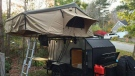 Pandemic project: N.S. man makes off-road camper