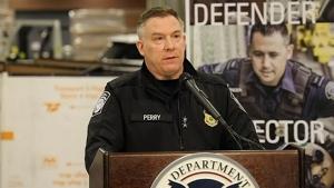 Sharp increase in drug seizures at border