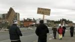 Sudbury landlords protest tribunal delays