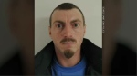 Police are looking for 39-year-old Robert Sullivan, who is described as five-foot-six, weighing 160 pounds with blue eyes and dark hair. Sullivan is serving a 38-month sentence for offenses that include sexual interference.