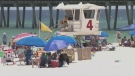 Island tourism begins shifting to snowbirds