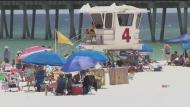 Island tourism begins shifting to snowbirds