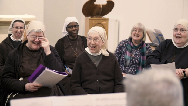 The cloistered nuns of Poor Clares of Arundel always enjoyed singing their hymns and medieval texts but never thought they were exceptionally good. Decca Records thought otherwise.