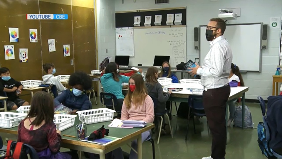 Over 5000 students and staff are in self-isolation in Calgary, impacting learning