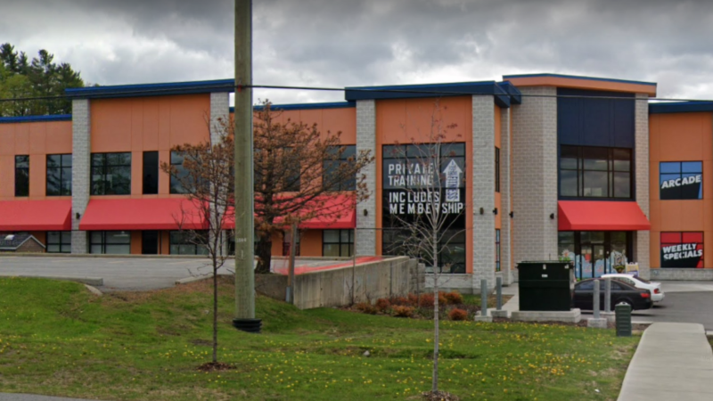 Exterior of A Foot Above Fitness, 1290 Trim Rd. (Google Maps)