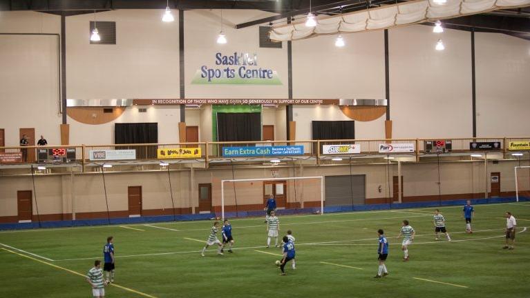 Saskatoon Sports Centre