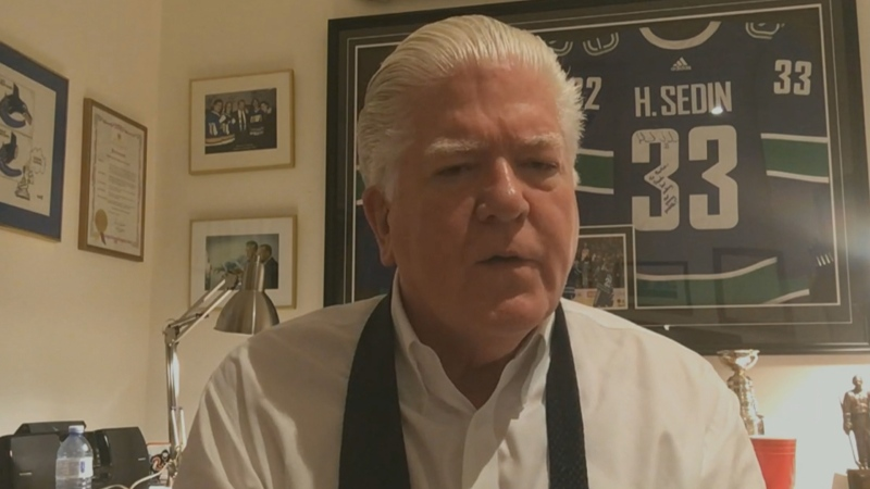 Brian Burke says there are more important things t