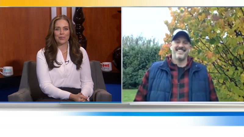Celebrity Gardening and Landscape Expert Carson Arthur joins us with advice on pruning trees before winter