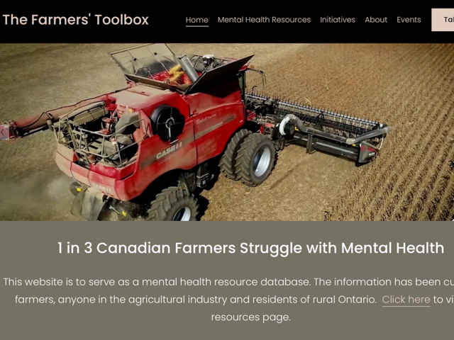 The Farmers' Toolbox