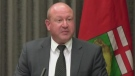 Manitoba health officials give an update on COVID-