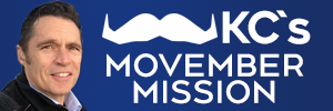 KC's Movember Mission