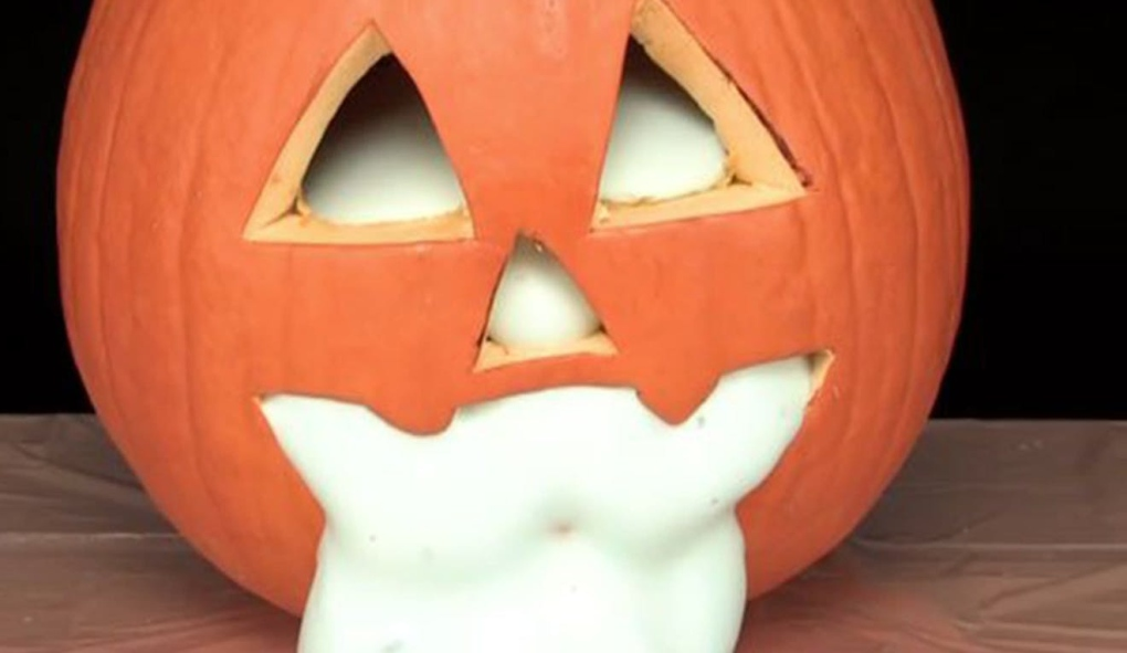 TELUS Spark Halloween