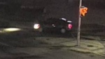 Police have released an image of a suspect vehicle in connection with a fatal shooting in Mississauga. (Peel Regional Police)