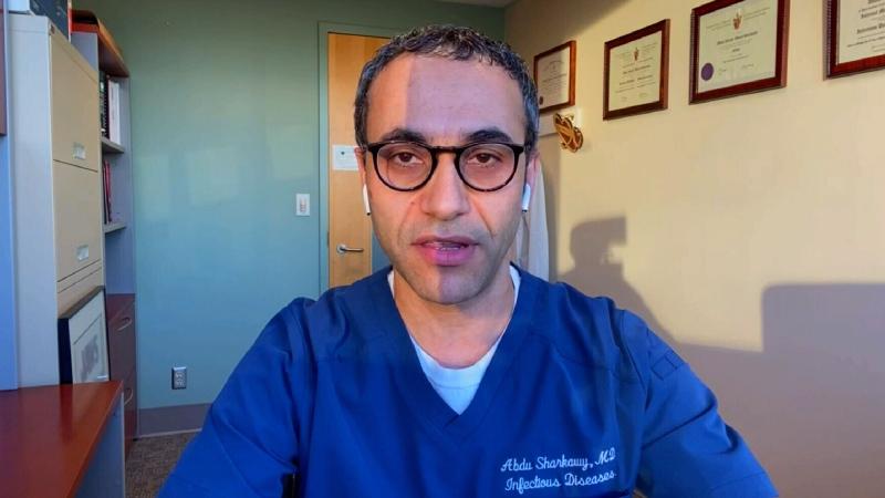 Dr. Abdu Sharkawy