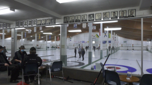The Granite Curling Club in Saskatoon.