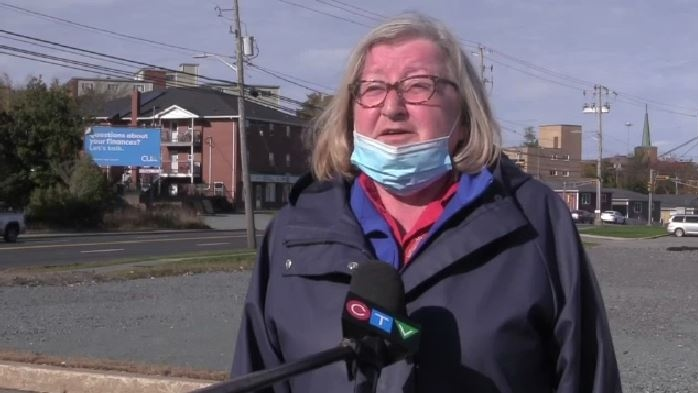 """It is simply a matter of greed,"" says 63-year-old Grace Fogarty, who received a letter that her rent will almost double next April."
