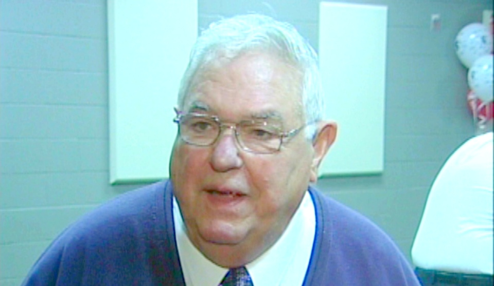 The man known as Mr. Hockey in Sault Ste. Marie has passed away. Angelo Bumbacco, 88, passed away Oct. 27. (File)