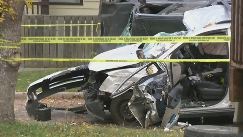 Infant dies after September crash