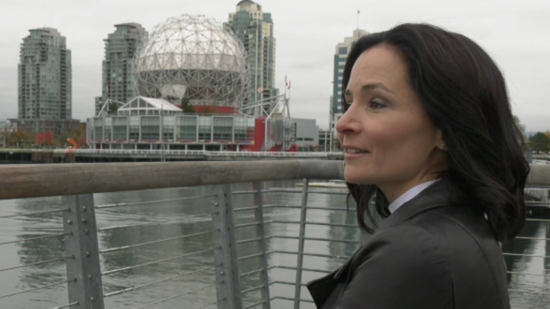 Vancouver actress who exposed NXIVM cult reacts to leader's prison sentence