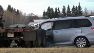 Teacher killed in west Edmonton crash