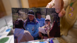 Ojibway Elder Dot Beaucage-Kennedy can now legally perform First Nations weddings after the government of Ontario amended the Marriage Act earlier this month to recognize traditional ceremonies by Indigenous officiants.