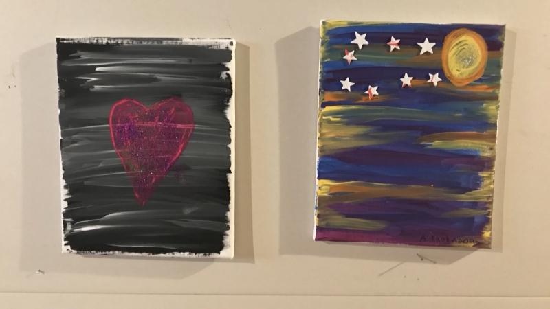 Aurora's art