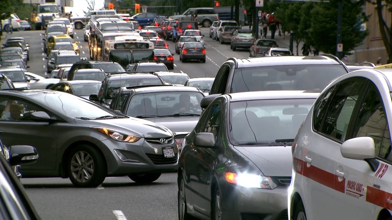 Vancouver looking into road tolls